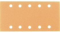 Smirdex 820 obdĺžnik 115x230mm 10 dier P40